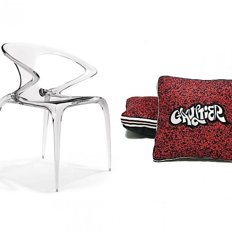Roche Bobois Chair and Cushion