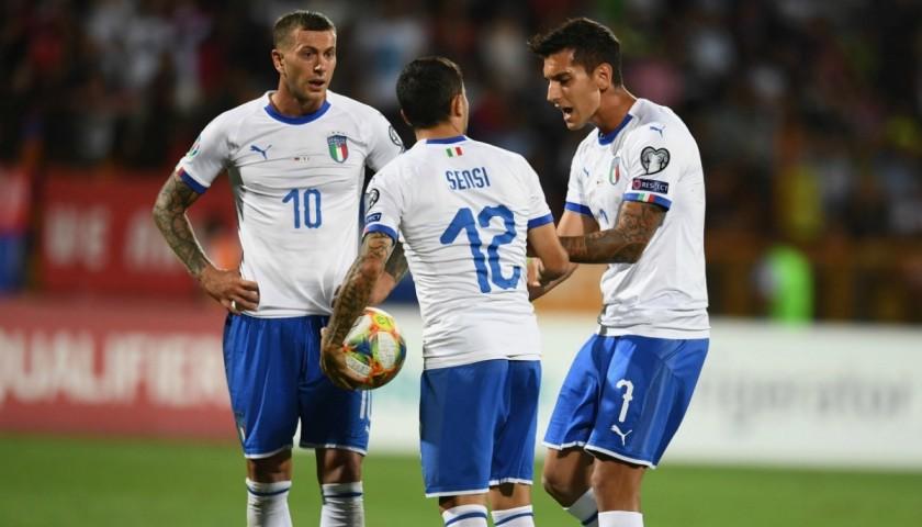 Sensi's Match Kit, Armenia-Italy 2019