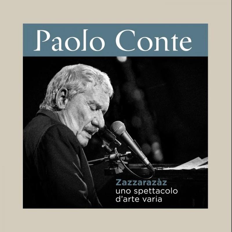 Antologia autografata in 8 CD di Paolo Conte