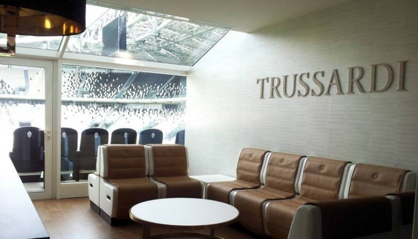 Enjoy Juventus-Sampdoria from the Trussardi Sky Box at J-Stadium