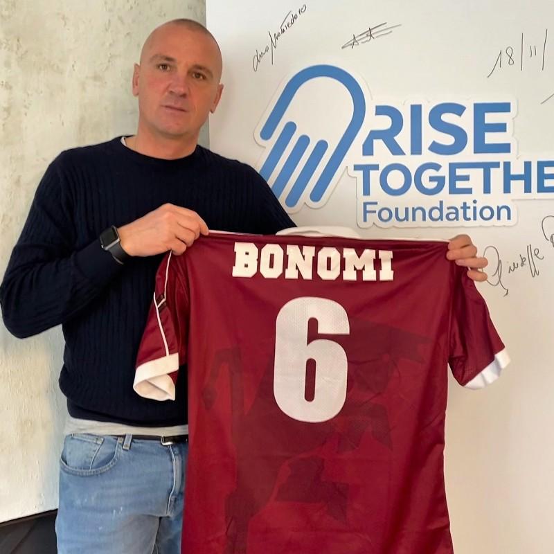 Bonomi's Torino Worn Shirt, 1998/99
