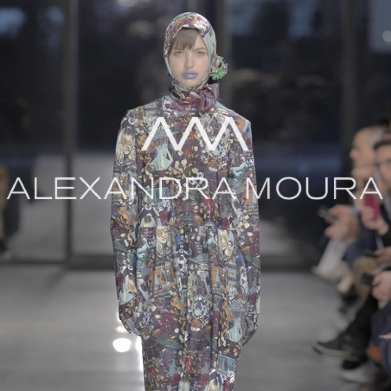 Attend the Alexandra Moura F/W 2019/20 Fashion Show