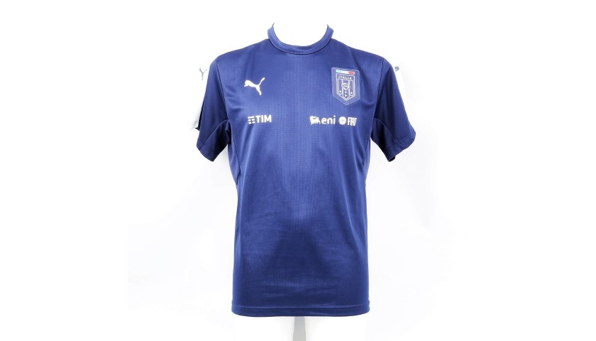 Marchisio's Match Kit, Uruguay-Italy 2017 - Last Match