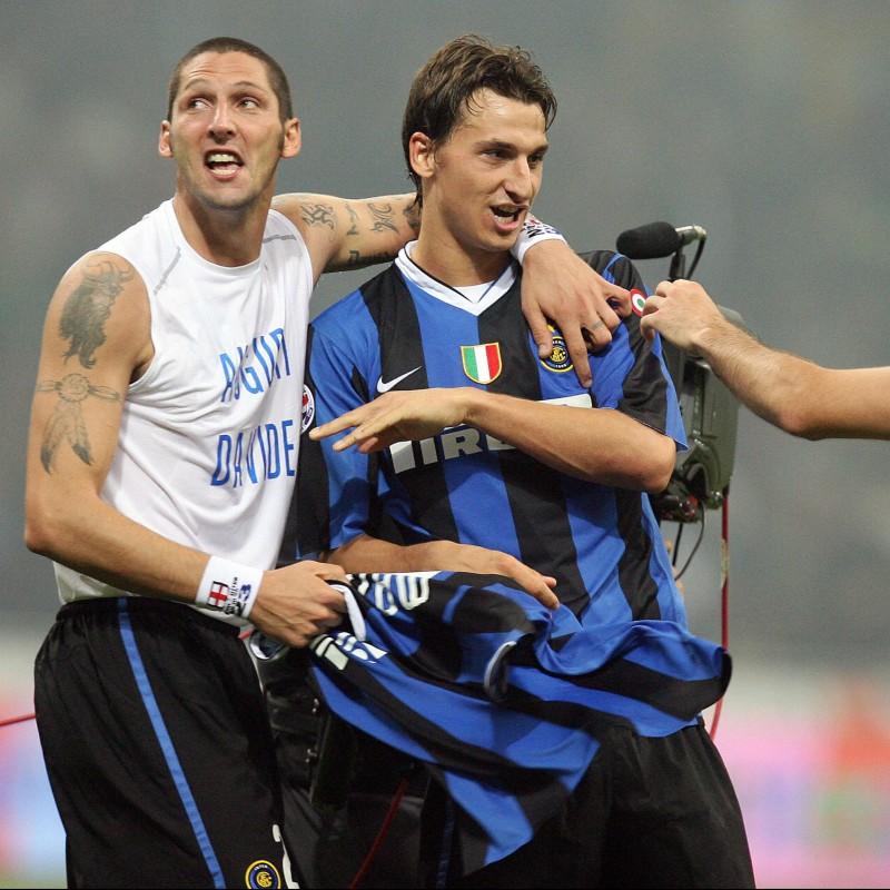 Polsini indossati da Materazzi, Bayern Monaco-Inter 2006