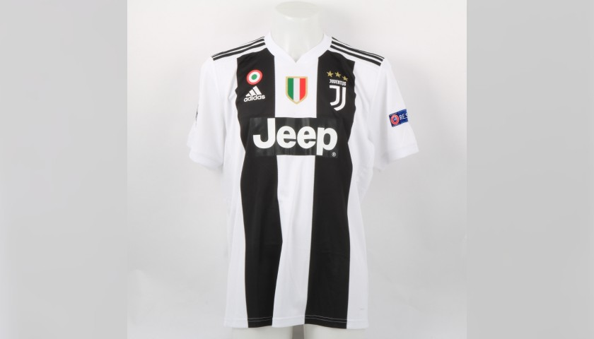Pjanic's Official Juventus 2018/19 Signed Shirt