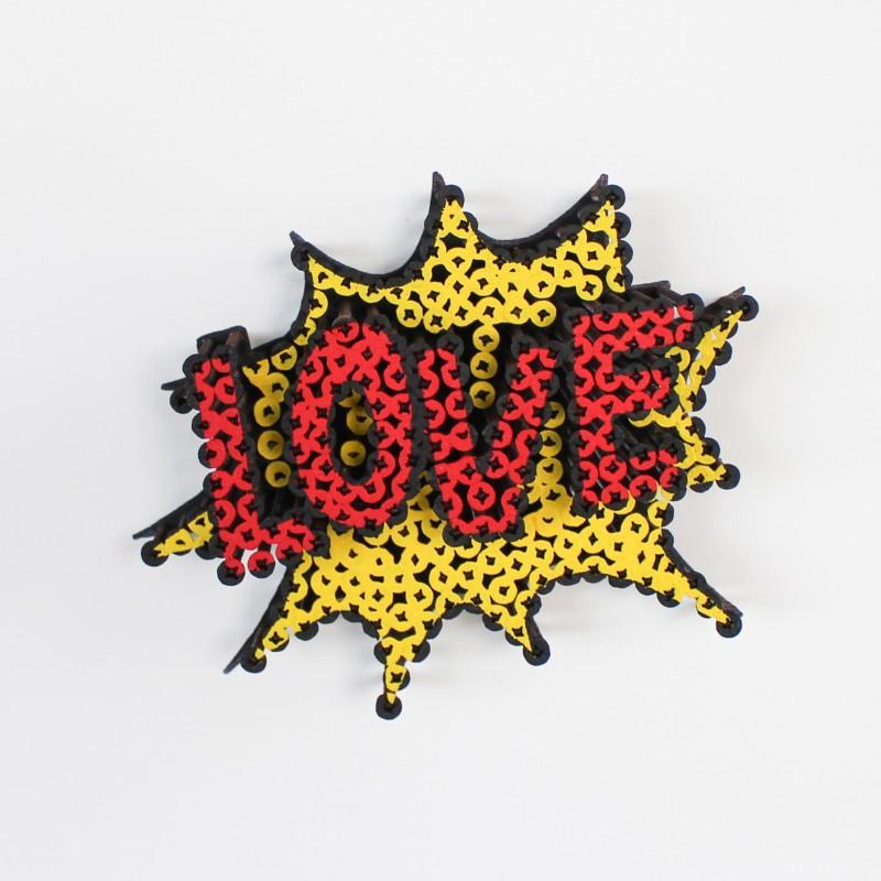 """Love"" by Alessandro Padovan"