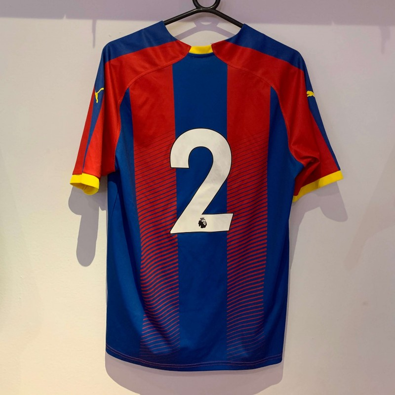 Play Right Centre Back Alongside Crystal Palace F.C Legends Andy Johnson and  Andy Gray 8ac7ab71b