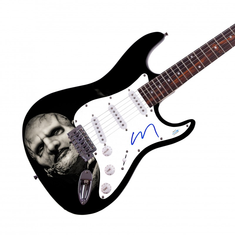 Corey Taylor (Slipknot) Signed Guitar