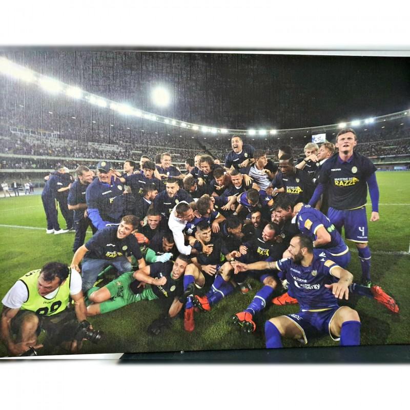 Official Hellas Verona Photograph - 2019 Promotion
