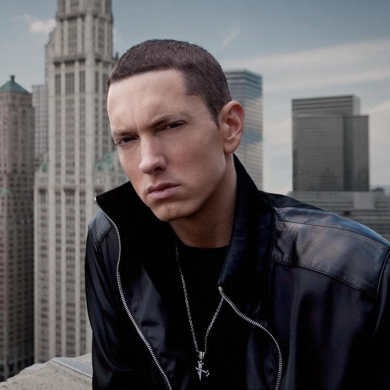 """Eminem Signed """"Kamikaze"""" Lithograph"""