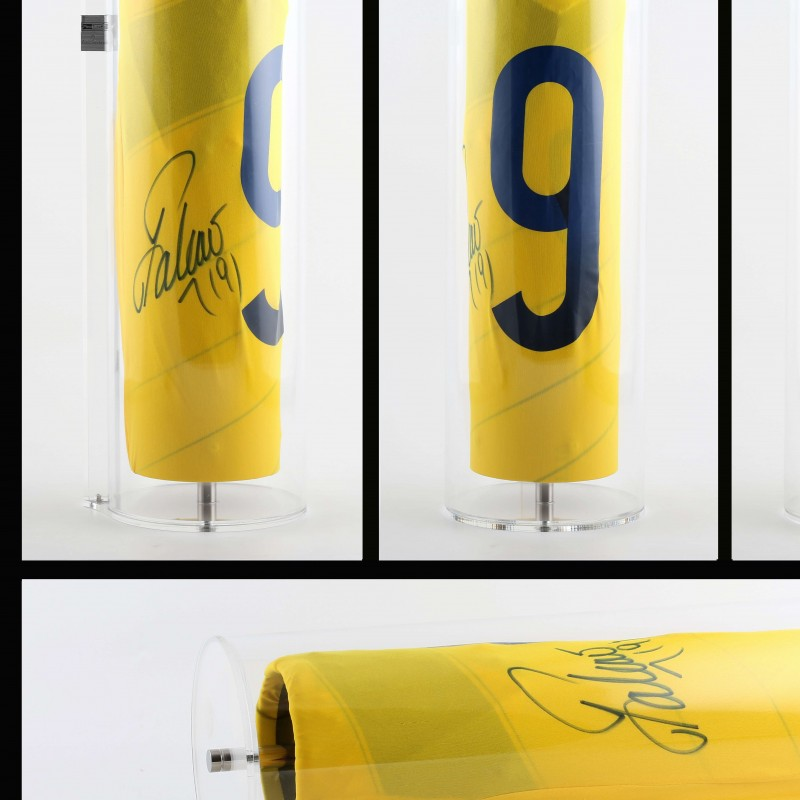 Colombia Falcao shirt - signed