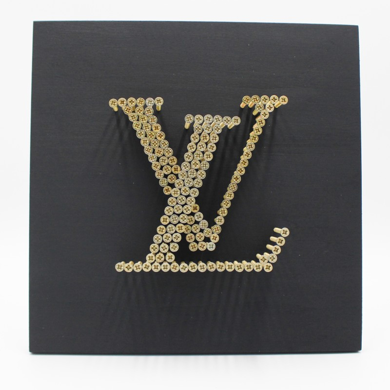 """""""Louis Vuitton Gold"""" by Alessandro Padovan"""
