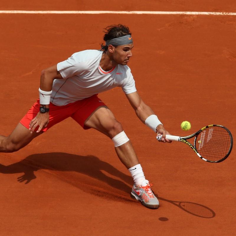 Tennis Ball Used by Rafael Nadal, Roland Garros 2013