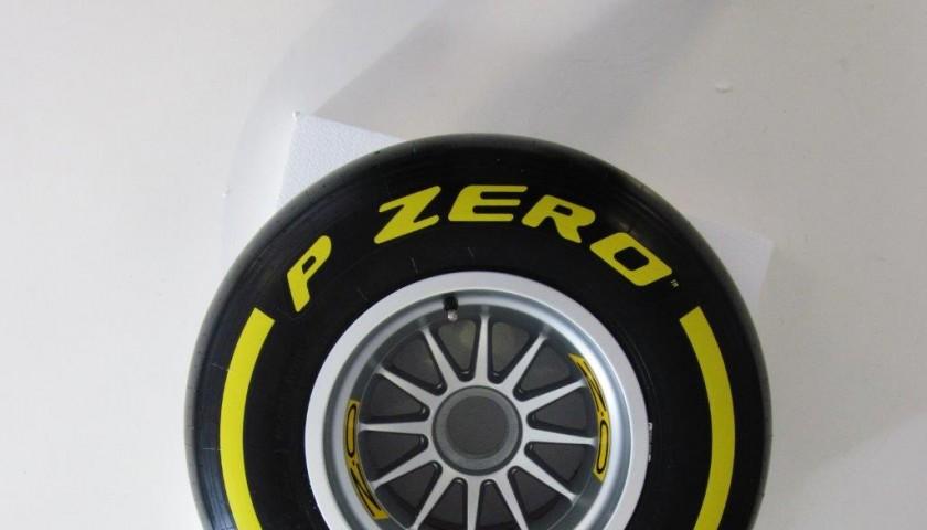 Pirelli P Zero >> Pirelli Pzero Formula 1 Soft Tyre Charitystars