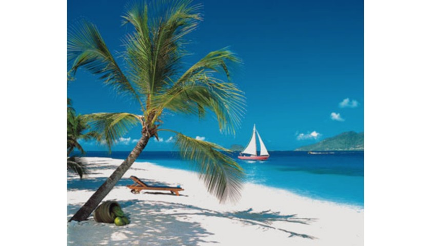 Palm Island Resort & Spa, Elite Island Resorts in Grenadines, Caribbean