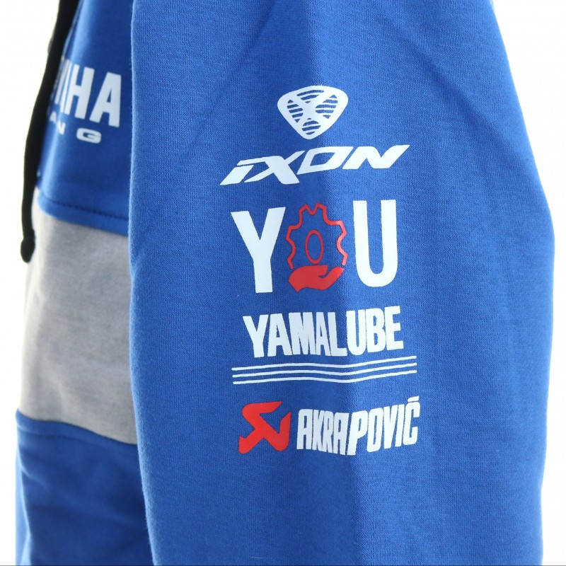 Official Yamaha Racing GMT94 Hoodie- Size XL