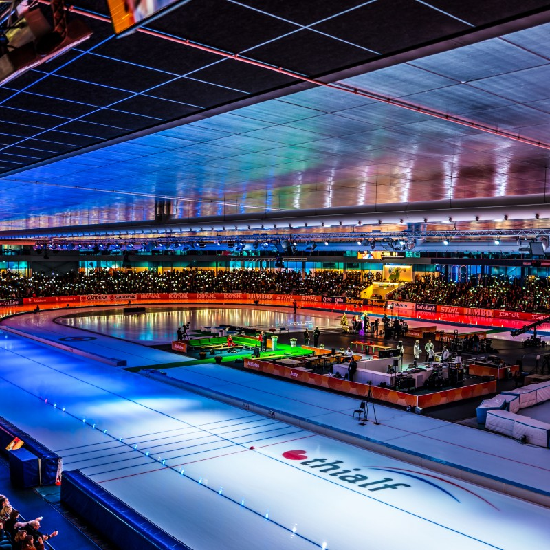 VIP Package for the ISU European Championships 2020