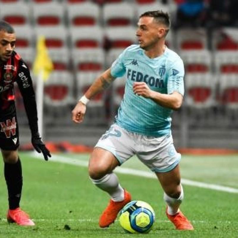 Aguilar's Munich Signed Match Shirt, 2019/20