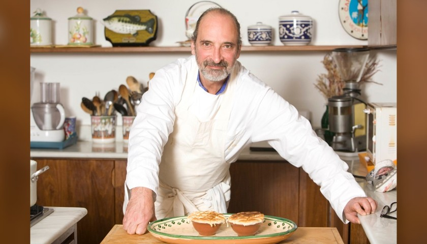 Web Cooking Class with Andy Luotto