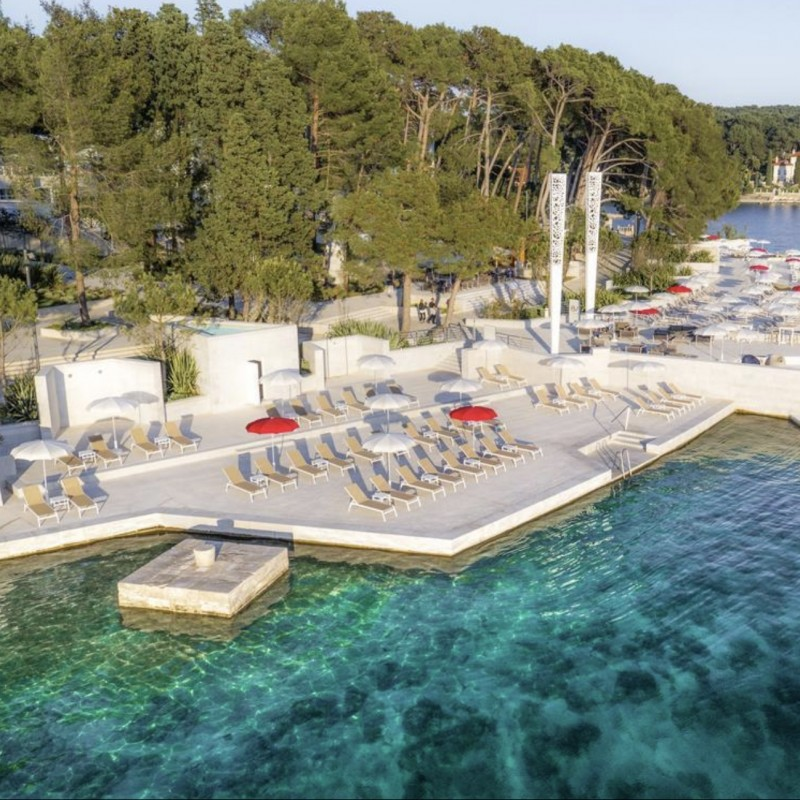 3-Night Stay for 2 at Hotel Bellevue in Croatia
