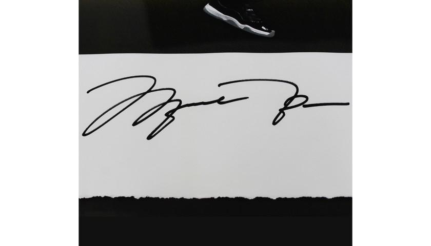 Jordan, Ali & Woods Legends of Sports Limited Edition Signed Framed Photo
