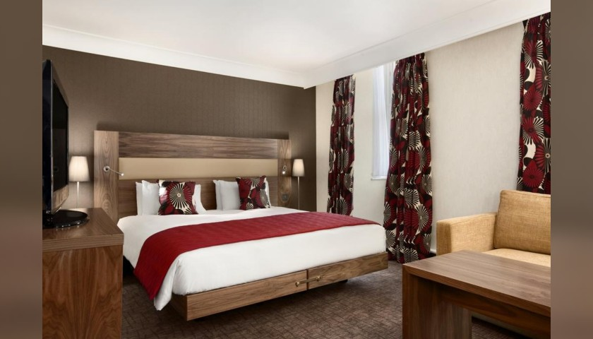 One-Night Stay at Hilton London Olympia Hotel with Breakfast