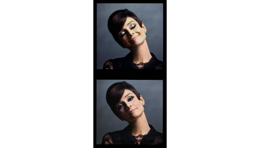 Audrey Hepburn from 'How to Steal a Million' by Douglas Kirkland