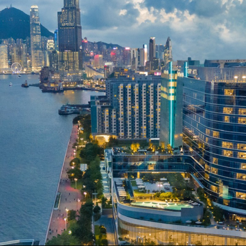 Enjoy 4-Nights in Hong Kong Plus 400,000 AAdvantage® Miles