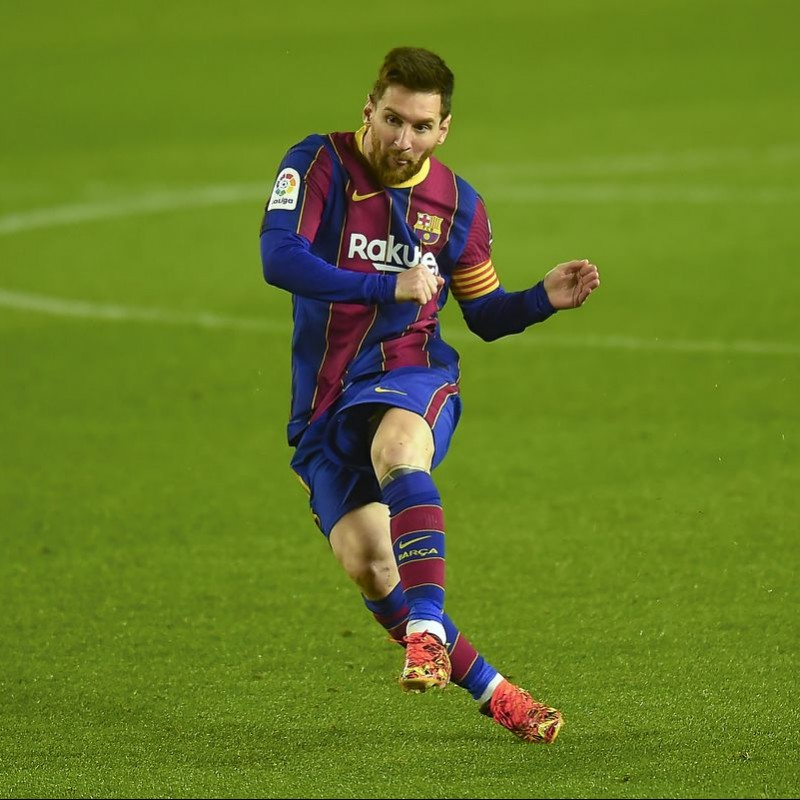 Scarpe Adidas - Autografate da Lionel Messi
