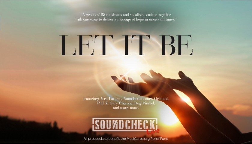#LetItBe - Delivering Hope for the Music Industry