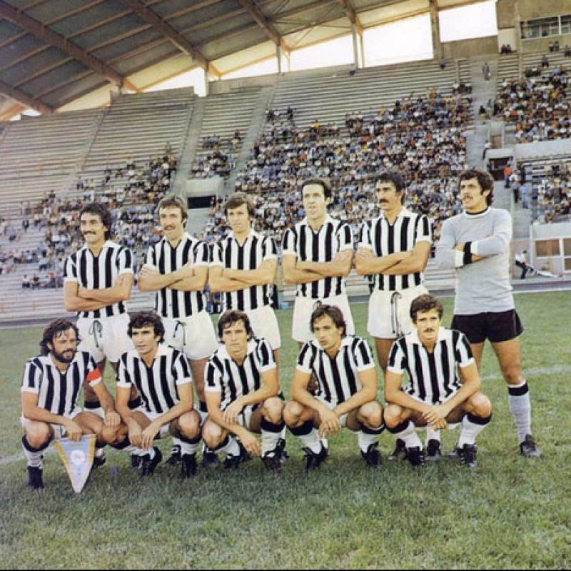 D'Alessi's Udinese Worn Shirt, 1970s