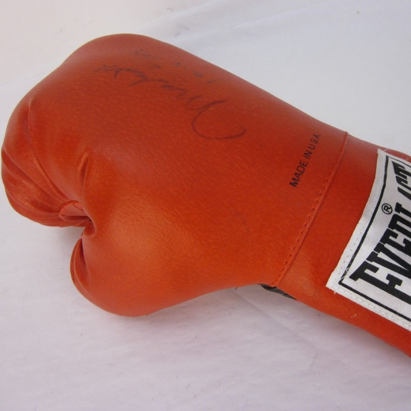 Muhammad Ali Signed Everlast Glove