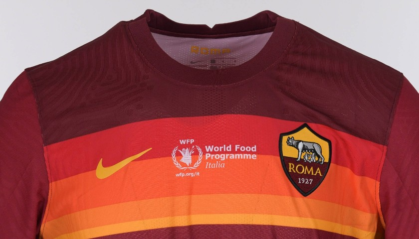 Carles Perez's Match-Issued Shirt, Roma-Torino - WFP Special