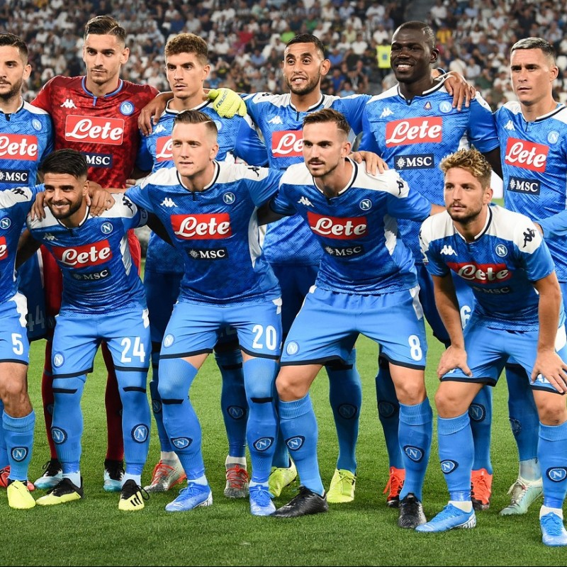 Enjoy a Napoli Match of your Choice