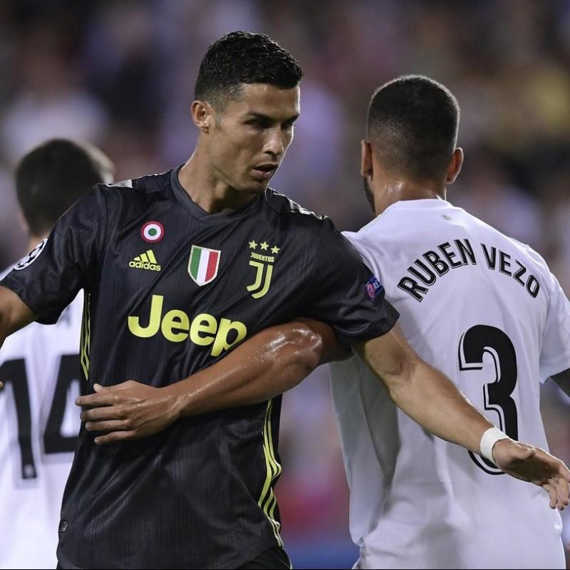 new styles 0c2e7 71da7 Ronaldo's Authentic Juventus 2018/19 Signed Shirt ...