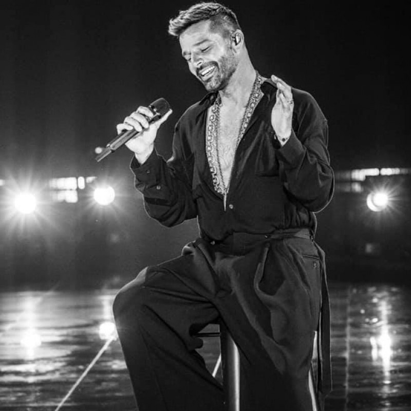 Sit in Ricky Martin's Personal Seats in Glendale, AZ