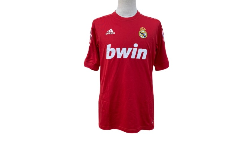 Ronaldo's Match-Issued Shirt, Valencia-Real Madrid 2011