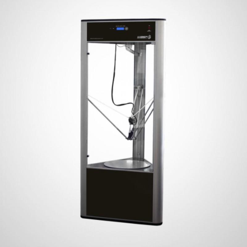 Stampante 3D per la produzione di seggiolini posturali