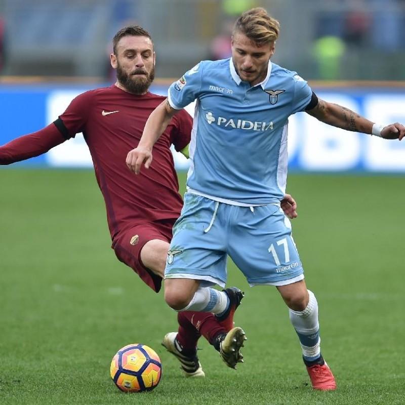 Immobile's Match Shirt, Lazio-Roma 2016