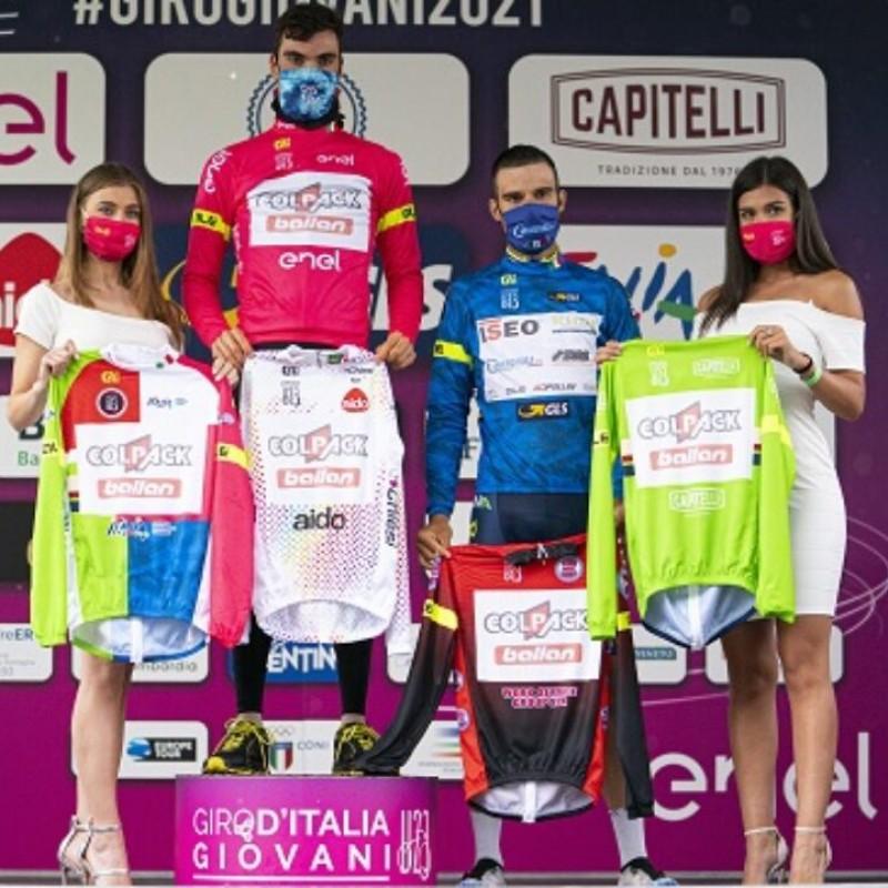 Combined Classification Jersey, Giro d'Italia U23 2021