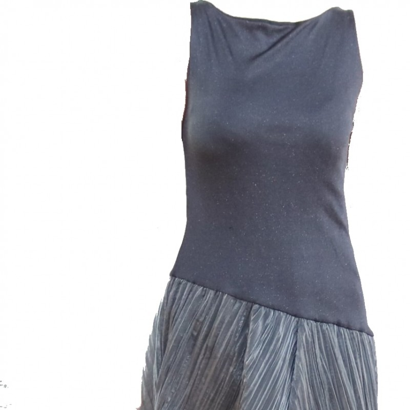 Grey Dress Donated by Debbie Bright