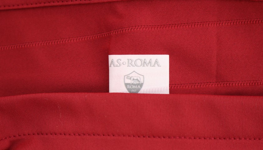 Mert Çetin's Worn and Signed Shirt, Roma-SPAL 2019