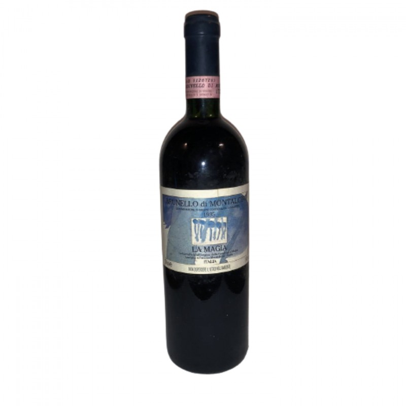 Bottle of Brunello di Montalcino, 1999 - La Magia