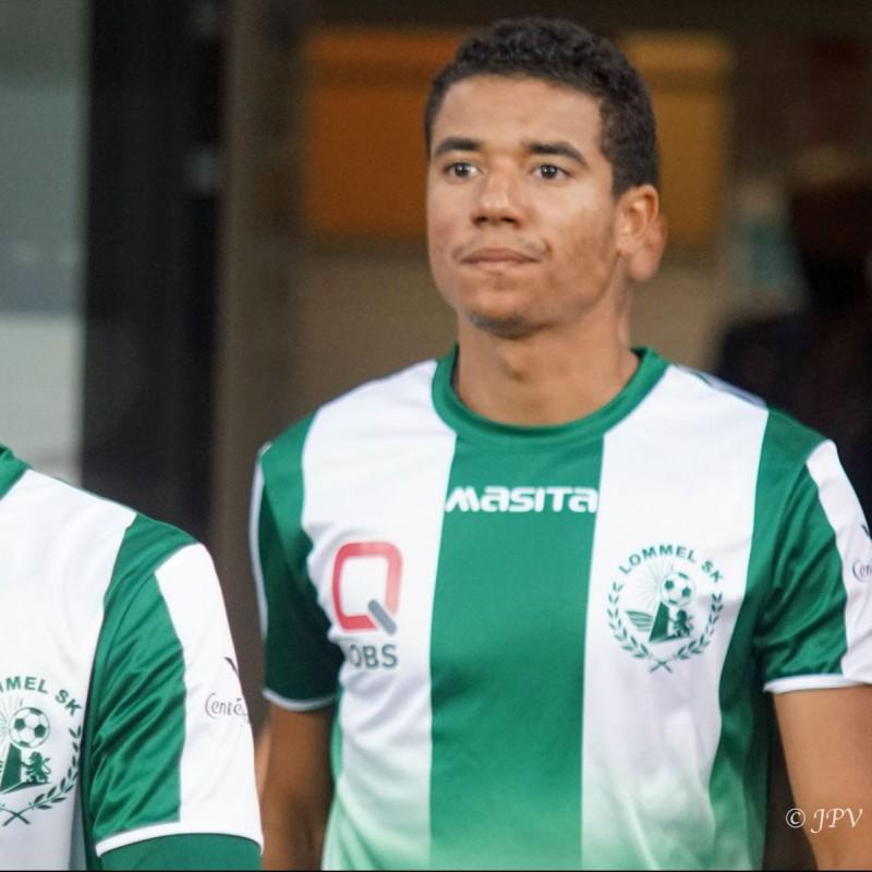 Lommel SK New shirt 2020/21 Signed by Laurent Lemoine