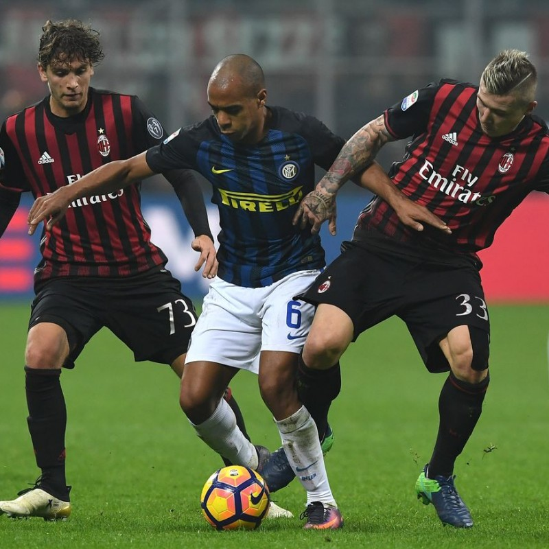 Become an AC Milan Player at the San Siro CharityDerby