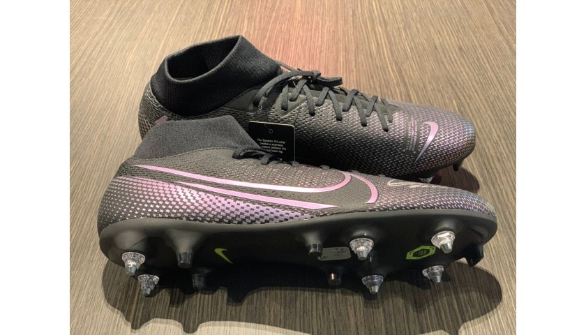 Nike Mercurial Boots - Signed by Ibrahimovic