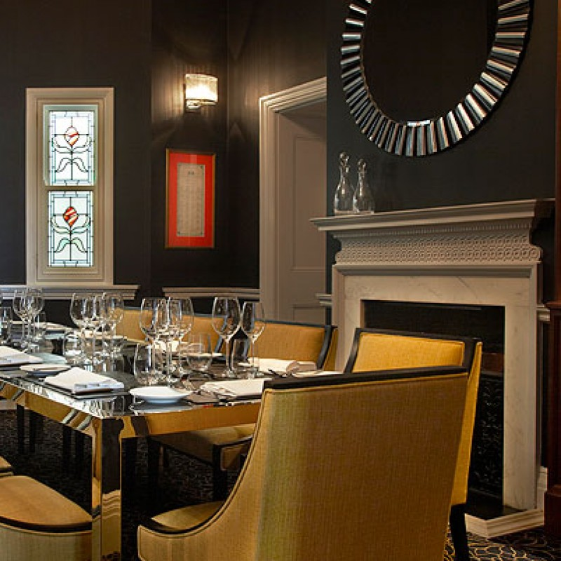 Private Dining at Roux Parliament Square for 10