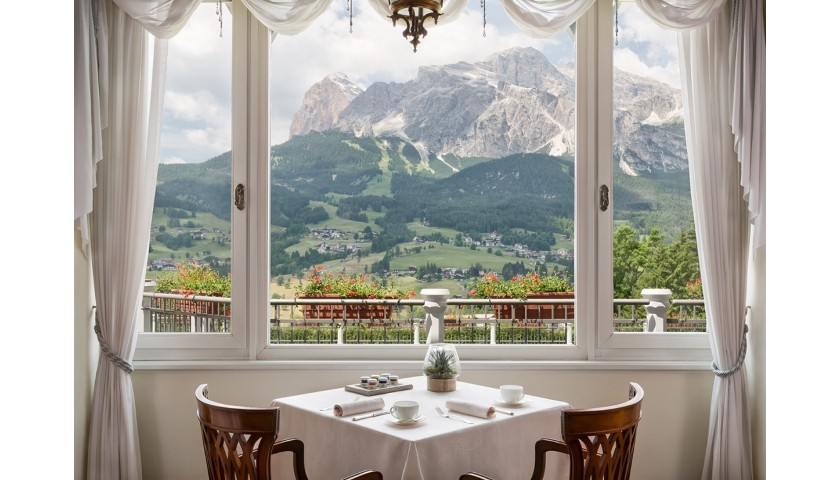 Enjoy a Two-Night Stay for Two at Cristallo, a Luxury Collection Resort & Spa in Cortina d'Ampezzo