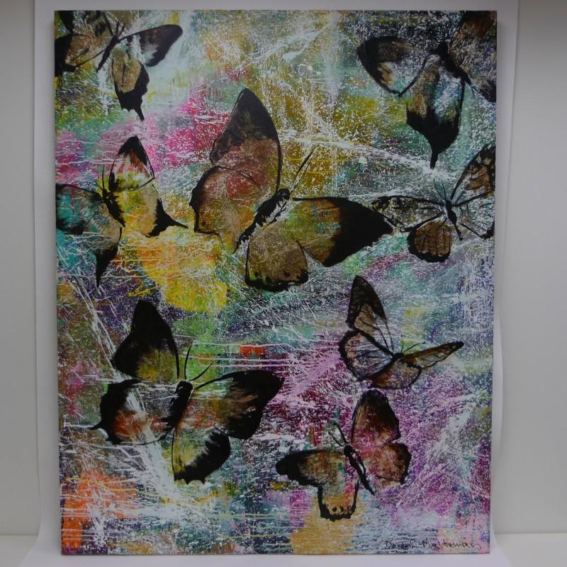 """""""Butterfly Bliss"""" by Daniel Maltzman"""