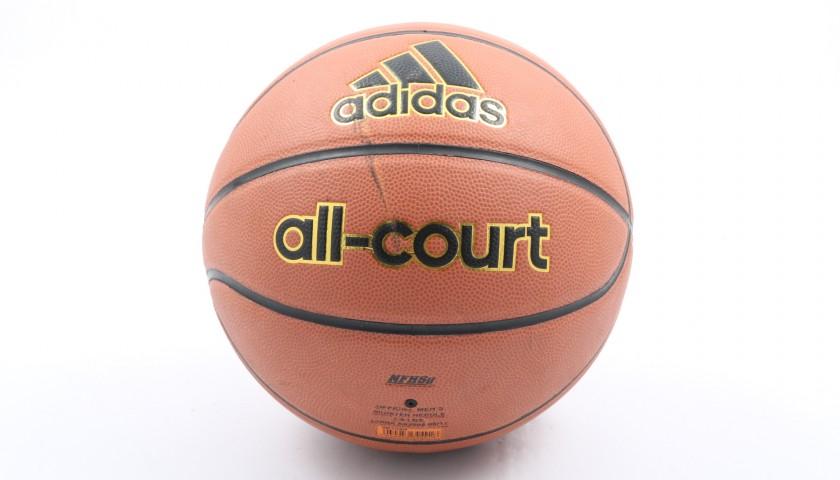 Basketball Signed by Danilo Gallinari